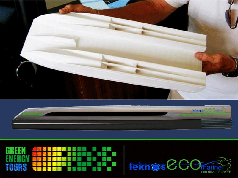 Elektrikli solar katamaran gezi teknesi teknolojileri